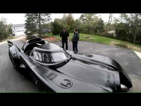 Kenny Young - Watch This Homemade Batmobile In Action