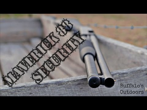 Maverick 88 - Budget Home Defense Shotgun