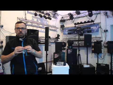 American DJ inno pocket z4 @ Phase One DJ Store