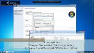 [Eclipse et variables JAVA] Installation d'Eclipse et configuration des variables d'environnement