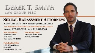 Unwanted Physical Contact | Sexual Harassment Lawyer in NYC - NJ - PA
