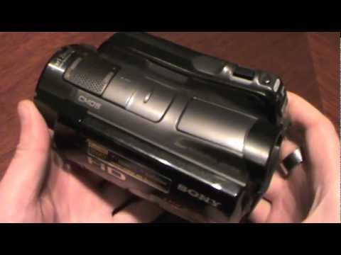 Sony Handycam HDR-SR12 Review