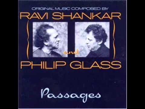 Ravi Shankar feat Philip Glass - Ragas In Minor Scale -