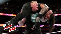 Top 10 Raw Momente: WWE Top 10, 11. Januar 2016