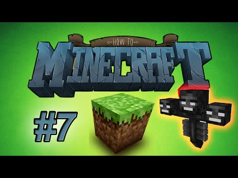 How To Minecraft - MASS WITHER DESTRUCTION! W/Nooch & Friends!