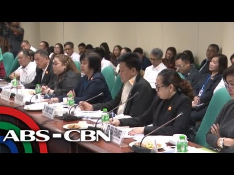 WATCH: Senate panel investigates illegal foreign workers deployed in PH | 26 November 2018 (Part 2)