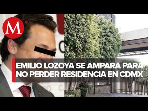 Indep va por residencia en Emilio Lozoya en CdMx; ex director de Pemex se ampara