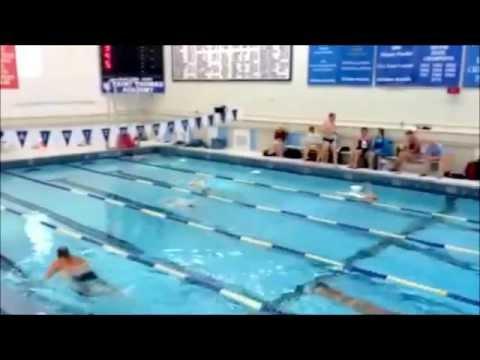 Minnesota Senior Games 2014. Swimming Results
