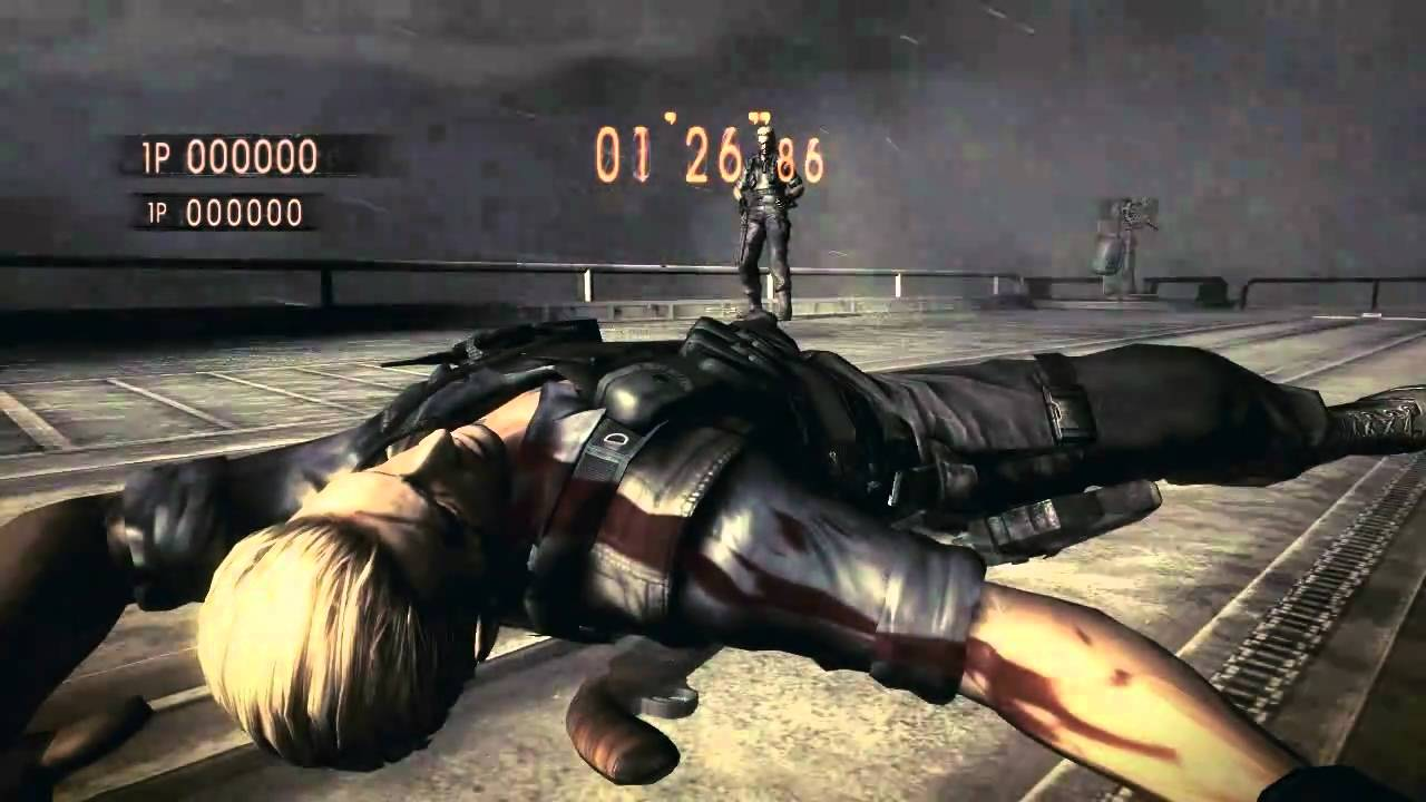 Resident Evil 5 - Mod progress #17 - Sectus vs Omgarreggy aka Who Is The  Womanliest Woman - Part 1