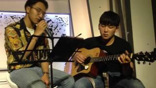 [DEMO] TỘI LỖI (Hồ Ngọc Hà) GUITAR COVER BY B.O, LR (ẢO BAND)