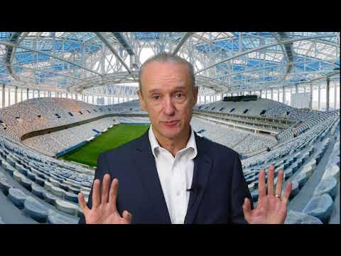 Property Market update -  direct from the world cup stadium in Russia