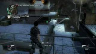 Just Cause 2 First mission