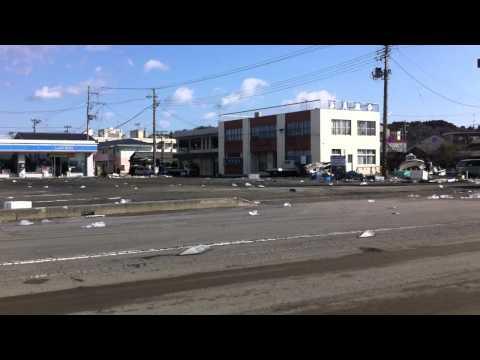 утро после цунами