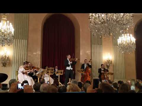 Vienna Residence Orchestra at Palais Auersperg - Mozart and Strauss in unequalable excellence