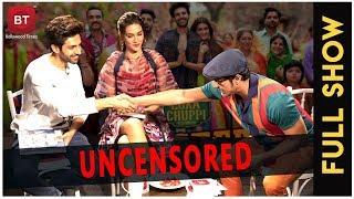 Luka Chuppi Movie Uncensored Full Exclusive Interview With Kartik Aaryan & Kriti Sanon
