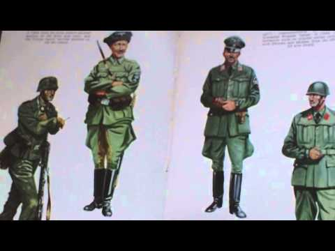 BOOK REVIEW,WAFFEN SS ITS UNIFORMS,INSIGNIA AND EQUIPMENT 1938-1945