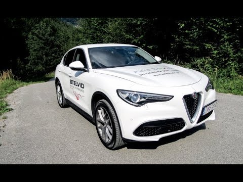 Redakcny Test Alfa Romeo Stelvio 2 0 Turbo 280k Q4 First Edition