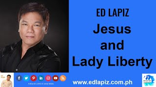 🆕ed Lapiz Latest Sermon 👉 Review Latest Sermon New Video 👉 Ed Lapiz - Jesus and Lady Liberty