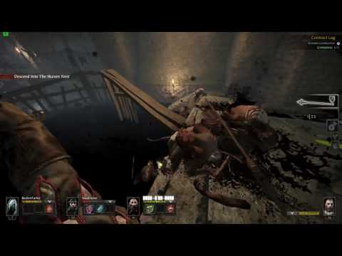 Warhammer Vermintide: Frosty's Back and Everything's Okay |