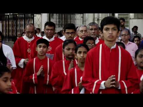 Archdiocese of Bombay | Good Friday Service 2017 | LIVE
