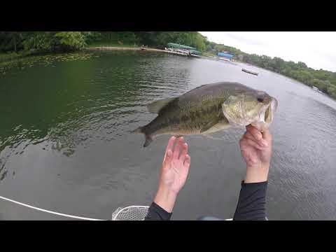 Fishing At Lotus Lake Chanhassen MN Carver County MN