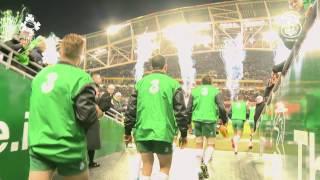 Irish Rugby TV: Ireland v South Africa Three Tunnel Cam