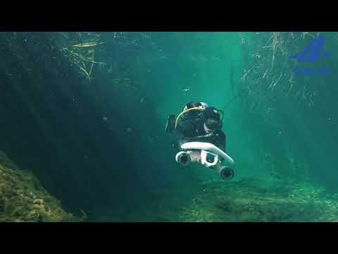 Sublue WhiteShark Mix Underwater Scooter Scubadive