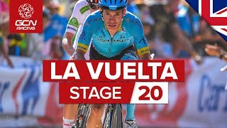 Vuelta a España 2019 Stage 20 Highlights: Final Mountain Showdown! | GCN Racing