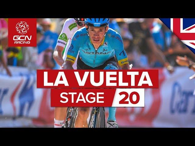 Vuelta a España 2019 Stage 20 Highlights: Final Mountain Showdown! | GCN Racing