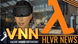 Half-Life VR's Controllers Leaked - Valve Catch-Up