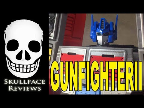 Transformers 3rd Party Fans Hobby Gunfighter II