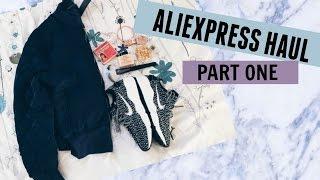 ALIEXPRESS HAUL!!! (PART ONE)