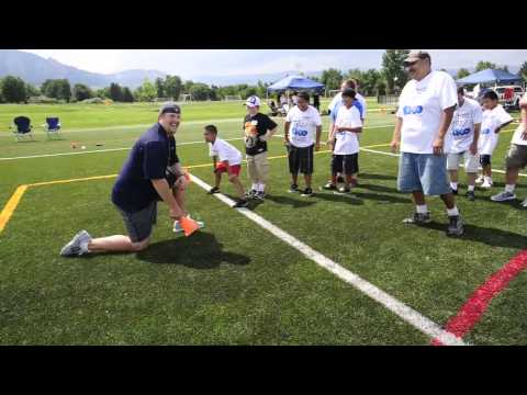 TYLER POLUMBUS FOOTBALL CAMP