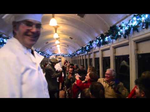 Railtown 1897's Polar Express 2015