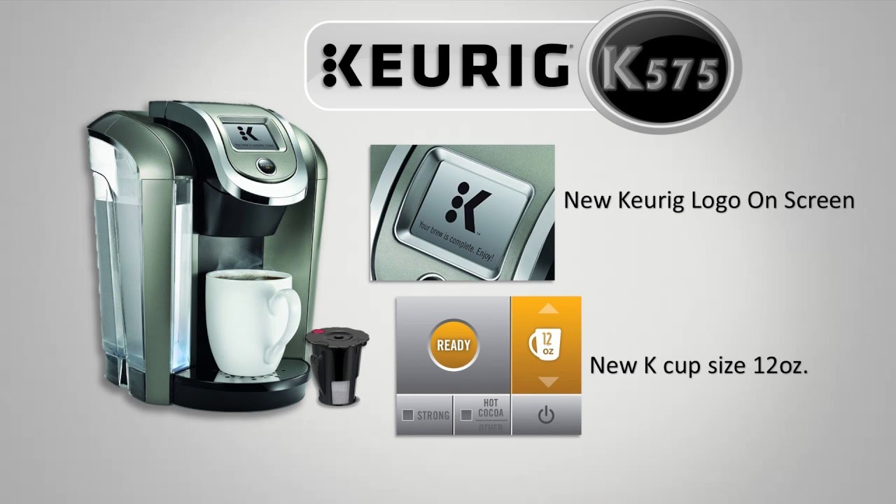 8 Best Keurig Coffee Makers 2018 - K55 vs K575: Which Is Better?