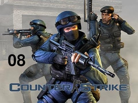 Gamegang|CZ Gameplay|Counter-Strike 1.6|E08|Andyzab|