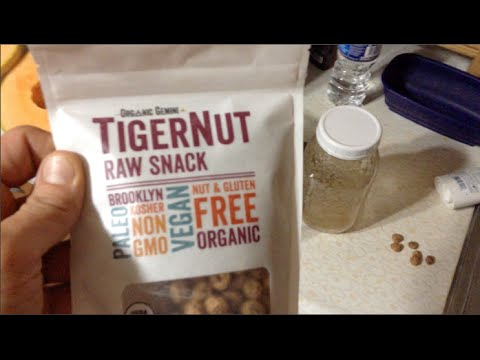Tiger Nuts - Miracle Superfood Review - Diet Essential