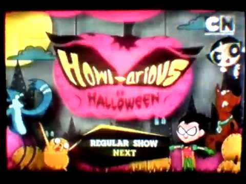 NEXT | Regular Show | Howl-arious Halloween | Cartoon Network Philippines [Footage]