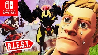 The B.I.E.S.T. BLEIBT! Epic Games REALTALK | Fortnite Switch