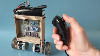 Another Arduino project - Your Arduino Balancing Robot (YABR) - Part 1