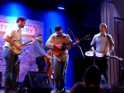 Bubbly Creek Bluegrass Band - Sold Down The River