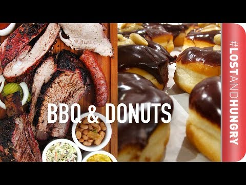 What to Eat in Austin Texas - BBQ, Chilli & Donuts #LostAndHungry