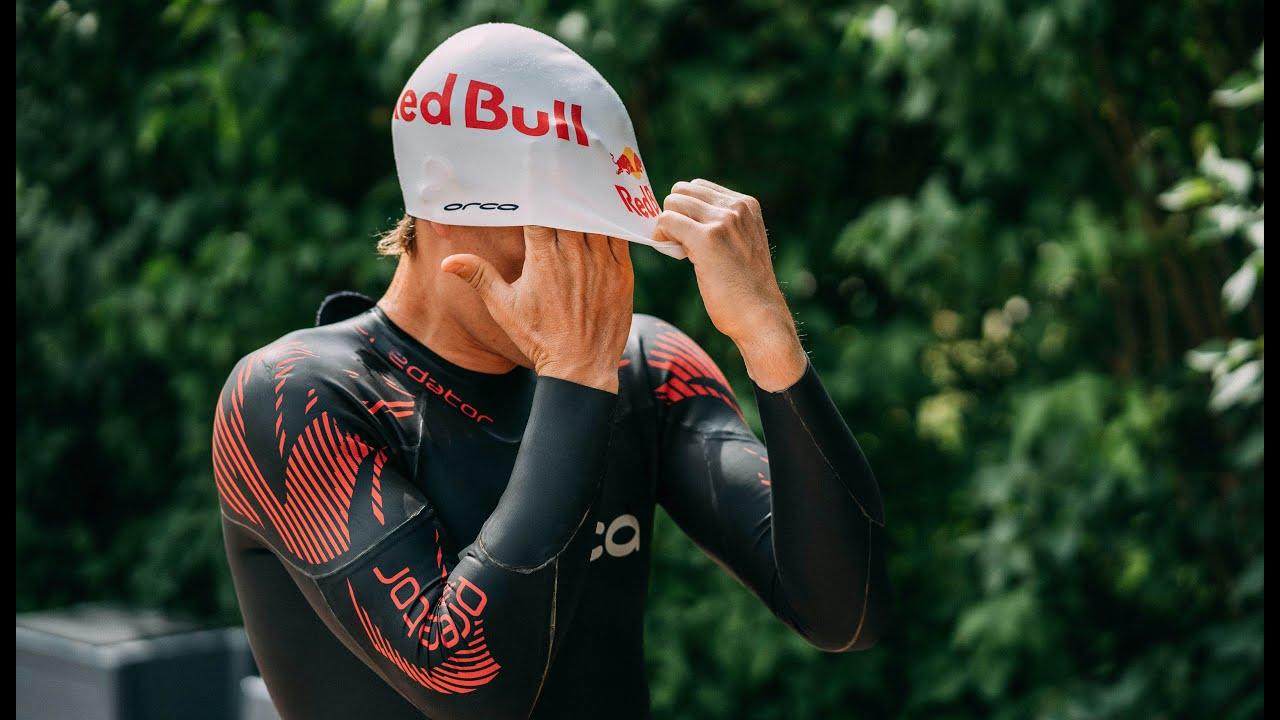 Schwimmen mit Sebastian Kienle: Alles oder nichts