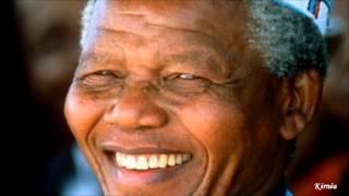 ♥ NELSON MANDELA ♥ HOMMAGE (TRIBUTE)  ♫ Johnny Clegg ~ Asimbonanga ♫