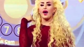 فضيحة داليا نعيم و المكياج 2015 يفوتكم هههههههه