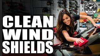 Perfect Window Cleaning Techniques - How to Get Streak Free Glass - Chemical Guys Car Care