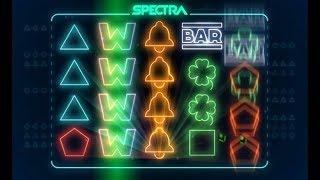 Une machine à sous originale: le jeu SPECTRA avec tout ses Joker. Gagnant ou pas ?