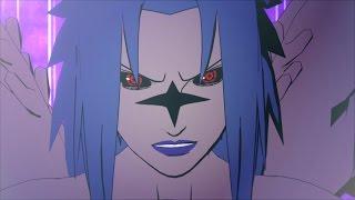 Naruto Ultimate Ninja Storm 4 - CS2 Sasuke Character MOD Pack (4k)