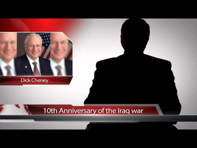 10TH ANNIVERSARY OF THE IRAQ WAR SteveTalks.tv