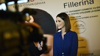 Andreea Berecleanu, ambasadorul Fillerina in Romania